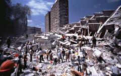 sismo, Ciudad de México, epicentro, hipocentro, ondas sísmicas, daños, edificios, escala Richter, 1985, normativa