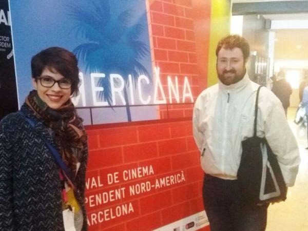 Autoras de Desde el sofá - Cine y TV en la Americana 2018