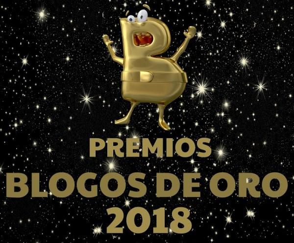 Premios Blogos de Oro 2018