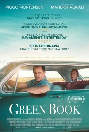 Green Book - cartel de cine