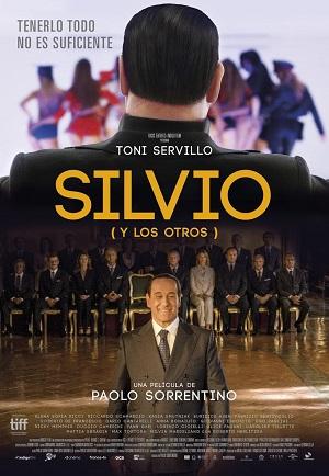 Silvio (y los otros) - cartel de cine