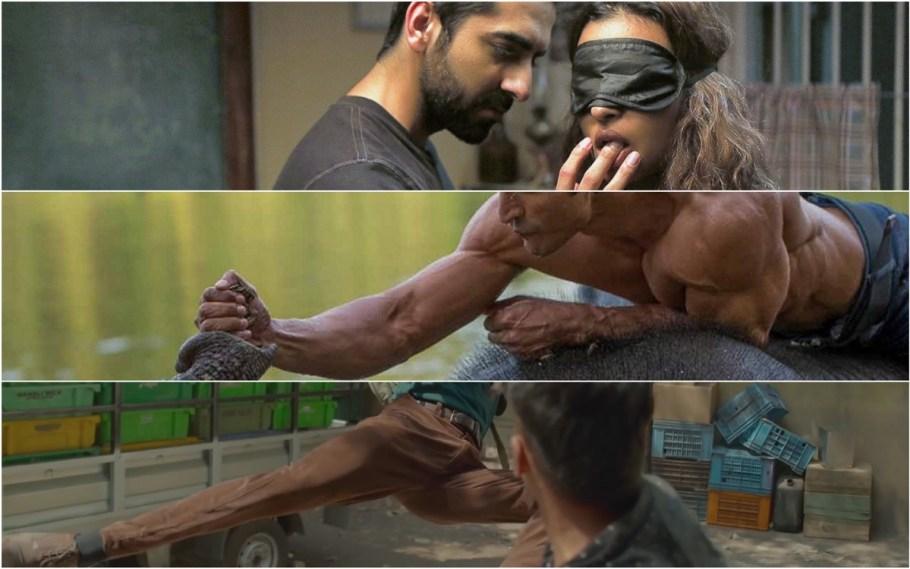 Fotomontaje películas indias | Fesnits 2019