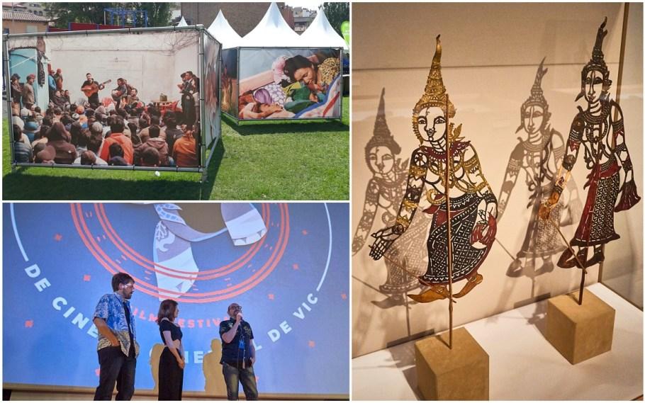 Exposiciones y presentaciones del Fesnits 2019
