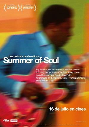 Summer of Soul - cartel de cine