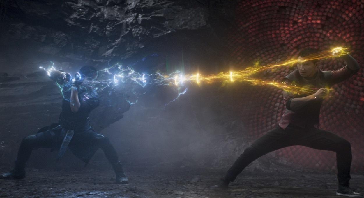 Shang-Chi y la leyenda de los diez anillos | película