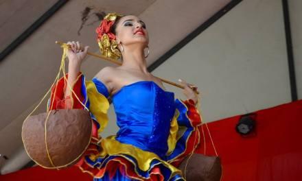 Varias actividades en el celebración del 20 de Julio