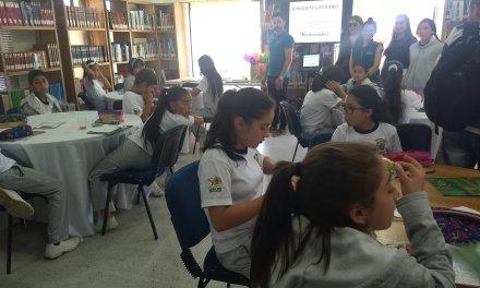 Banquete literario la biblioteca conmemoró día del idioma