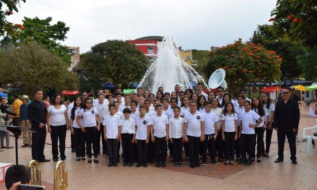 Unidos por la cultura y la música Guatapé – San Rafael
