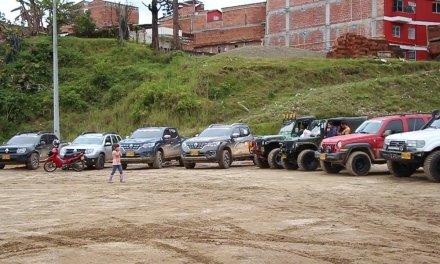La zona rural de Guatapé escenario perfecto para el Rally Sprint 2018