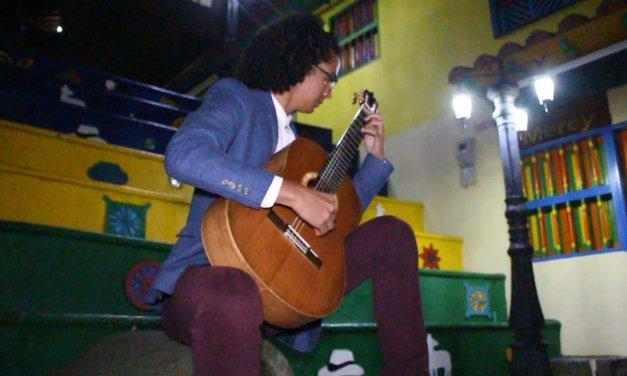 Guatapé vivió el primer Encuentro Internacional de Guitarras