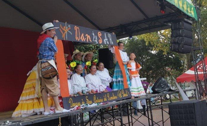 DANSAR del municipio de El Peñol participara del Concurso nacional de danza folclórica