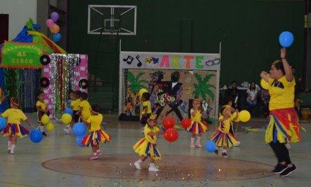 Muestra de procesos artísticos del Centro de Desarrollo Infantil