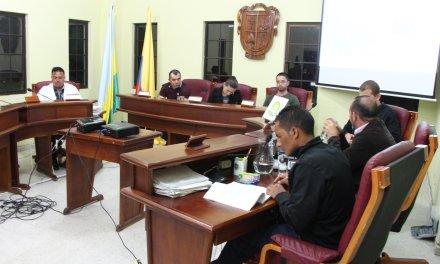Iniciaron las Sesiones del Concejo Municipal