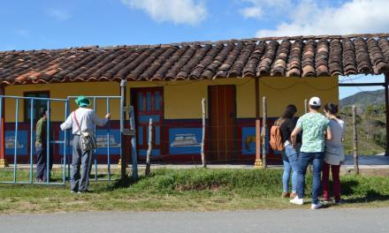 Se realiza inventario de los zócalos en el municipio