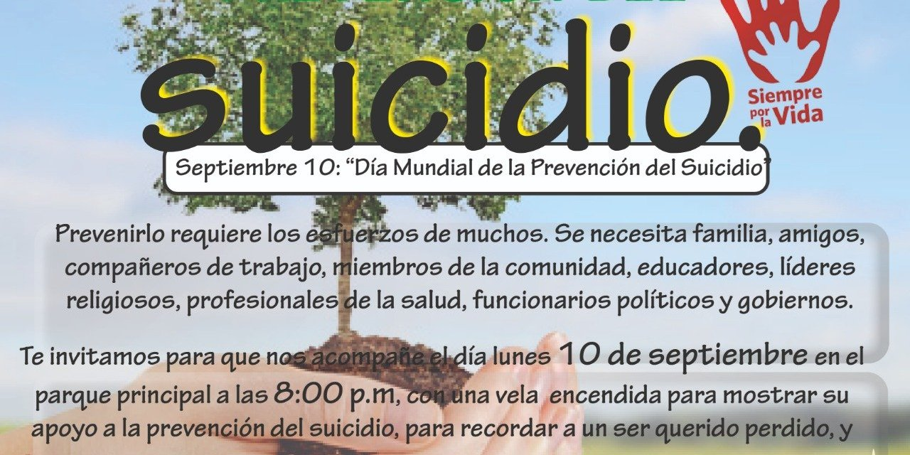 Trabajando juntos por la prevención del suicidio