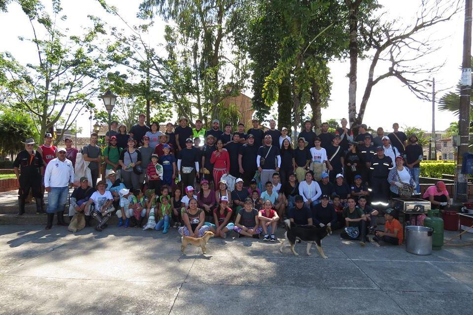 Jornada de limpieza del Rio Nare – Alejandría