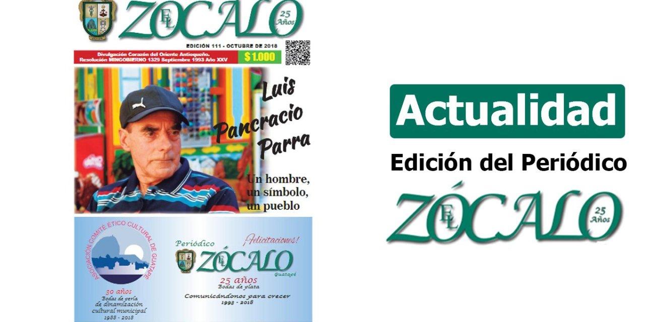 Periodico el Zocalo ed. 111