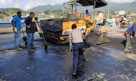 Finaliza la primera fase del proyecto de separación de aguas lluvias de aguas residuales.