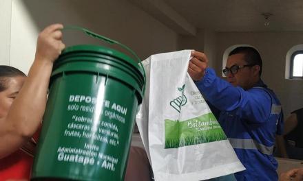BolsAmbiente una estrategia que se implementa para cuidar el medio ambiente.