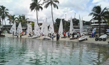 Deportistas de Guatapé participan en eventos internacionales de Vela
