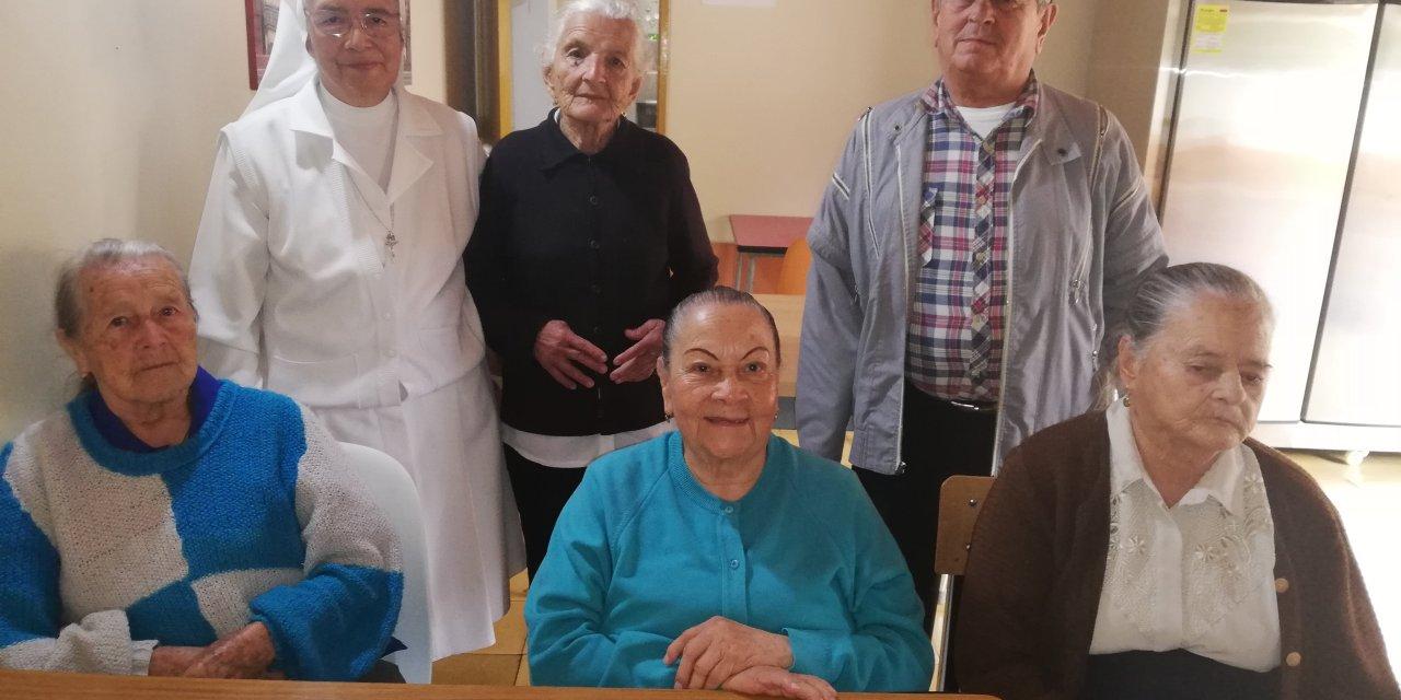 Actividades en beneficio del Centro de Protección Social para el Adulto Mayor CPSAM