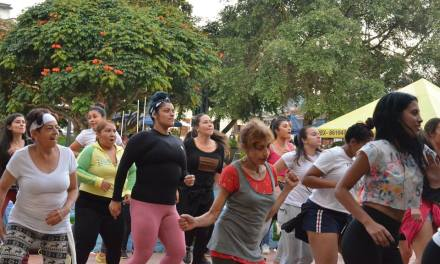 Así se conmemoró el día de la mujer en Guatapé