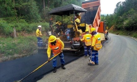 Intervención de las vía Guatapé – Granada con los recursos de la venta de ISAGEN