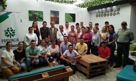 La planeación turística un trabajo que se desarrolla desde la provincia Agua, Bosque y Turismo.