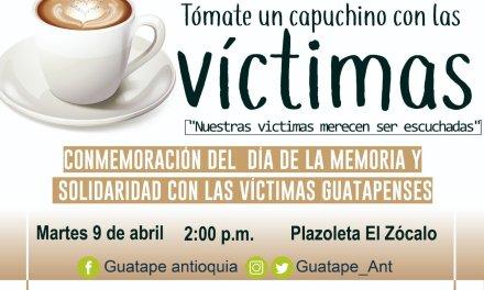 9 de abril, Día de la Memoria y Solidaridad con las víctimas