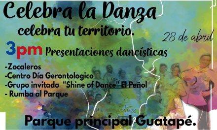 Este domingo se celebra el día internacional de la Danza