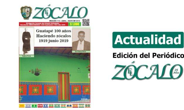 Periódico el Zócalo Edición 113