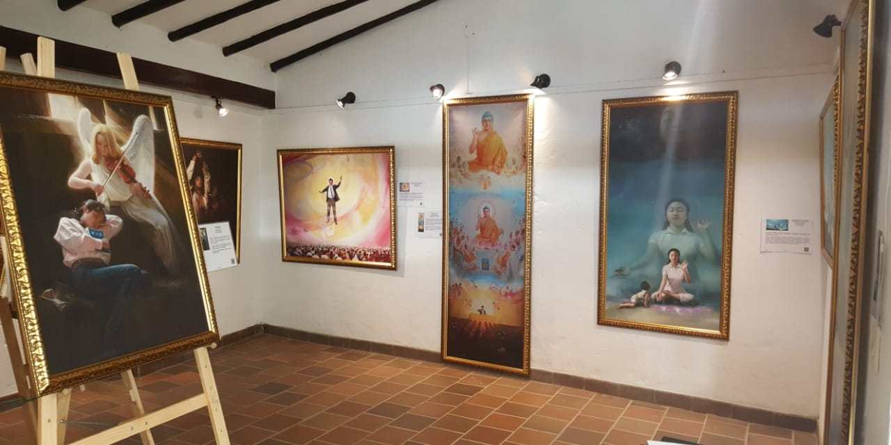 Exposición en el Museo Histórico