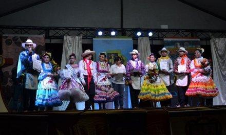 Final Nacional de embajadores culturales del Pasillo Voliao