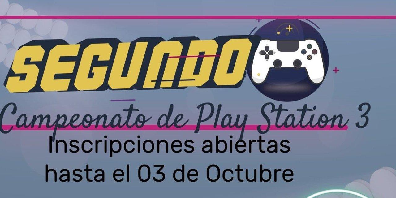 Segundo torneo play station3