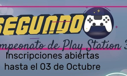 Segundo torneo play station3