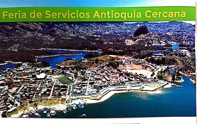 Gobernación de Antioquia realizará la feria de servicios Antioquia Cercana.