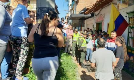 La zozobra de una familia guatapense por un posible desalojo
