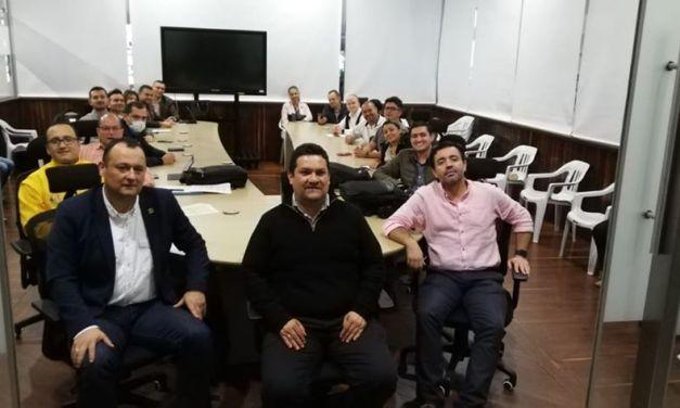 Alcaldes del oriente se reunieron para tomar medidas de prevención del Covid-19