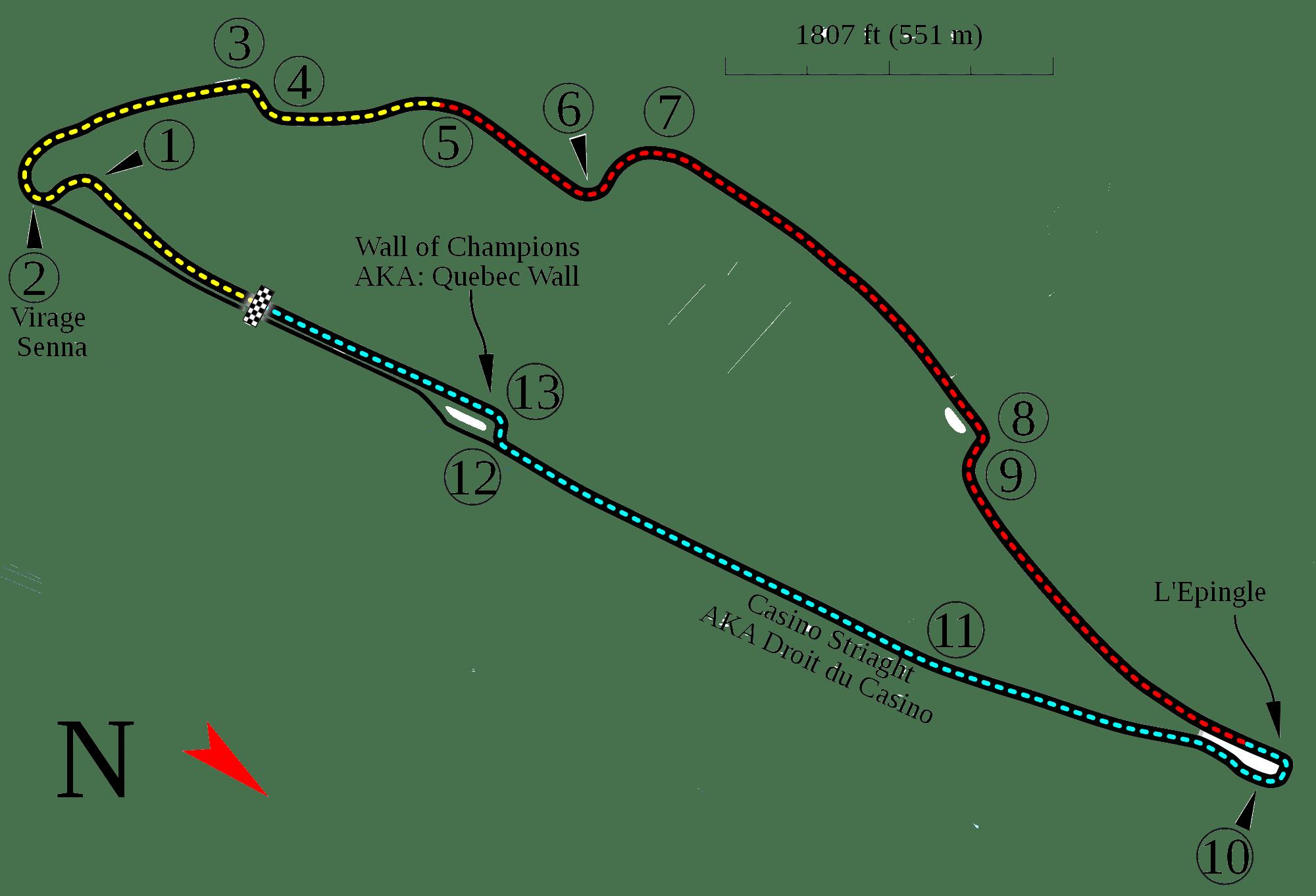 Opiniones De Circuito Gilles Villeneuve