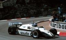 Keke Rosberg, Williams FW08 Cosworth (GP Monaco 1982)