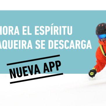 El Espíritu Baqueira se descarga con la nueva aplicación móvil