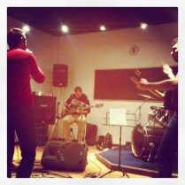 Grupo de música Martian Patriots