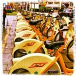 Bicicletas por todo MIlán