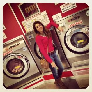 Día de lavandería