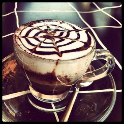 Marrochino - Probando nuevos cafés