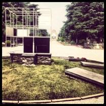 Monumento a milaneses muertos en campos de concentración