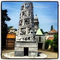 Réplica de la columna de Trajano