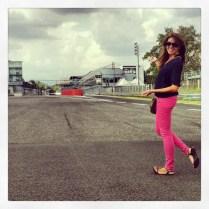 Circuito F1 de Monza
