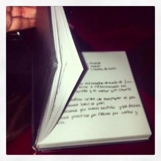 Comprar un cuaderno para escribir recetas y creerte MasterChef