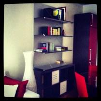 Nueva estantería